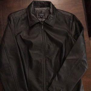 EUC~ Soft Sonoma Lambskin Jacket